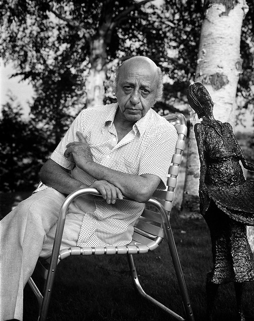Yousuf KARSH, Canadian portrait photographer and source of inspiration