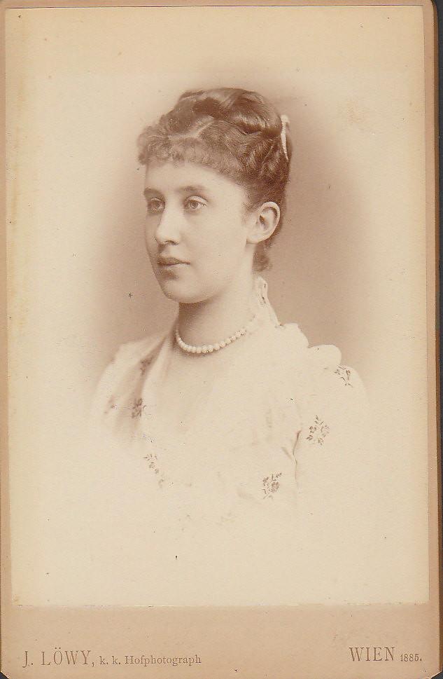 Hilda Von Baden