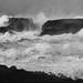 Stormy Sea. The Holms, Fair Isle, Shetland by dawadderman