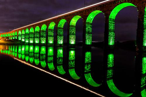 Royal Border Bridge.   by Jonathan Combe (Thank you for 400,000 views!)