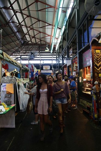 Random women at Fremantle Market | by edmundyeo