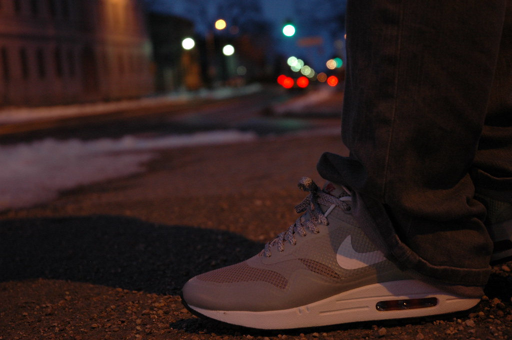 Nike Air Max 1 Hyperfuse Reflective LE | Lutz Brep | Flickr