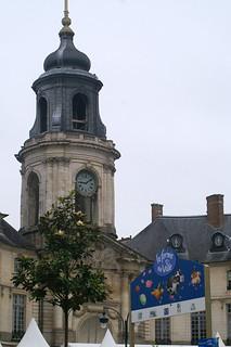 Place de la mairie et signaletique | by Chambre Agriculture Ille-et-Vilaine