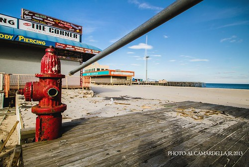 newjersey boardwalk jerseyshore stormdamage seasideheights casinopier superstorm thisisnewjersey jerseystrong hurricanesandy restoretheshore jetstarrollercoaster