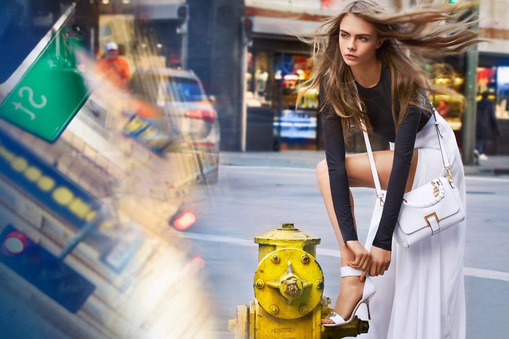 Cara Delevingne for DKNY Jeans Spring 2013 Ad Campaign-003