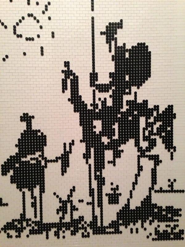 Picasso's Don Quixote