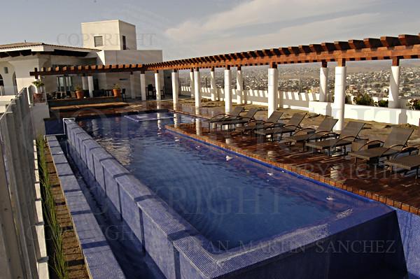 Alberca En Terraza Hermosillo Y Asociados Flickr