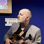 Don Paterson   The multi award-winning poet's verse provides the rhythm for an event featuring his musical band, The Don Paterson Situation © Helen Jones