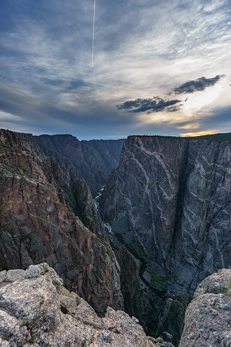 instagramapp square squareformat uploaded:by=instagram sony a6000 rokinon 12mm paintedwall blackcanyon gunnison national park sunset