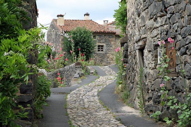 Balade à Saint-Arcons-d'Allier
