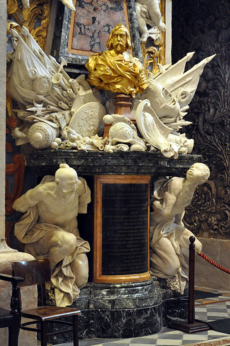 Sepulcre de Nicolau Cotoner. Catedral de Sant Joan, la Valletta | by Monestirs Puntcat
