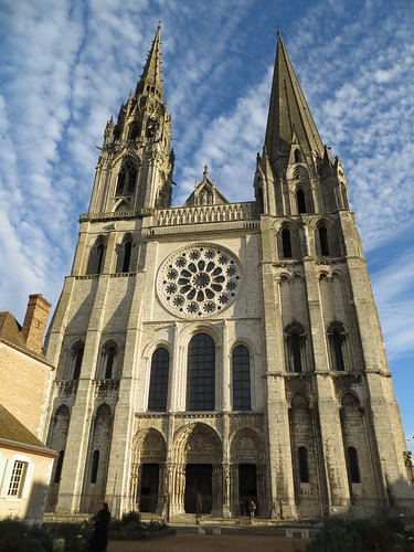 Chartres Cathedral | by timrawle