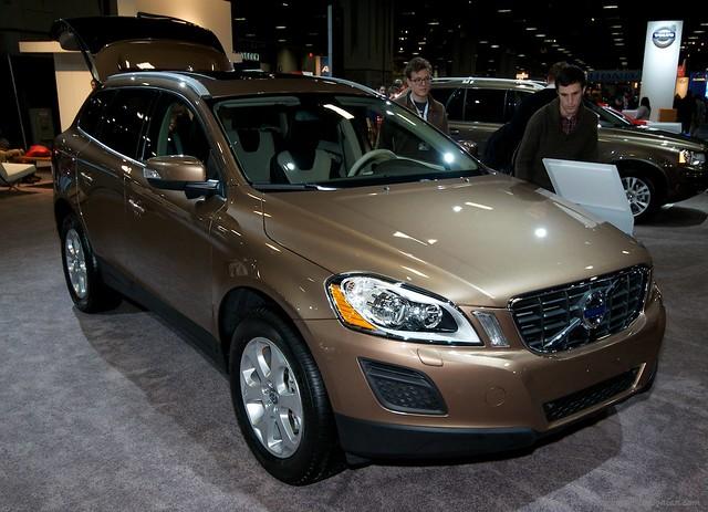 2013 Washington Auto Show - Lower Concourse - Volvo 11