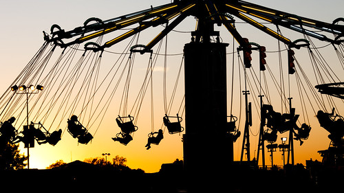 california sunset usa silhouette unitedstates 10 statefair unitedstatesofamerica fair fav20 sacramento fav30 sacramentocounty californiastatefair fav10 chairoplanes fav25 swingcarousel fav40 superfave californiaexpositionstatefair