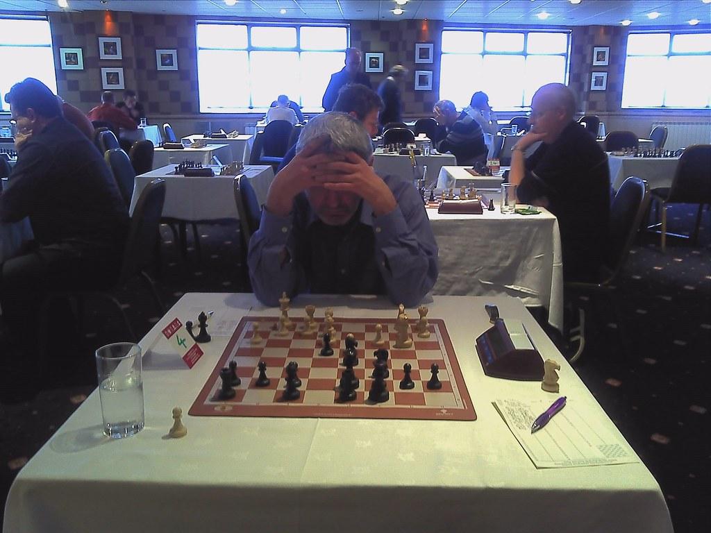 Grandmaster Igor Rausis (CZE) | Adam Raoof | Flickr