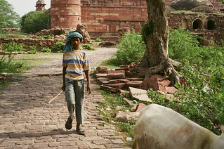 Indian Boy, The Shepherd | by Alex M. Wu