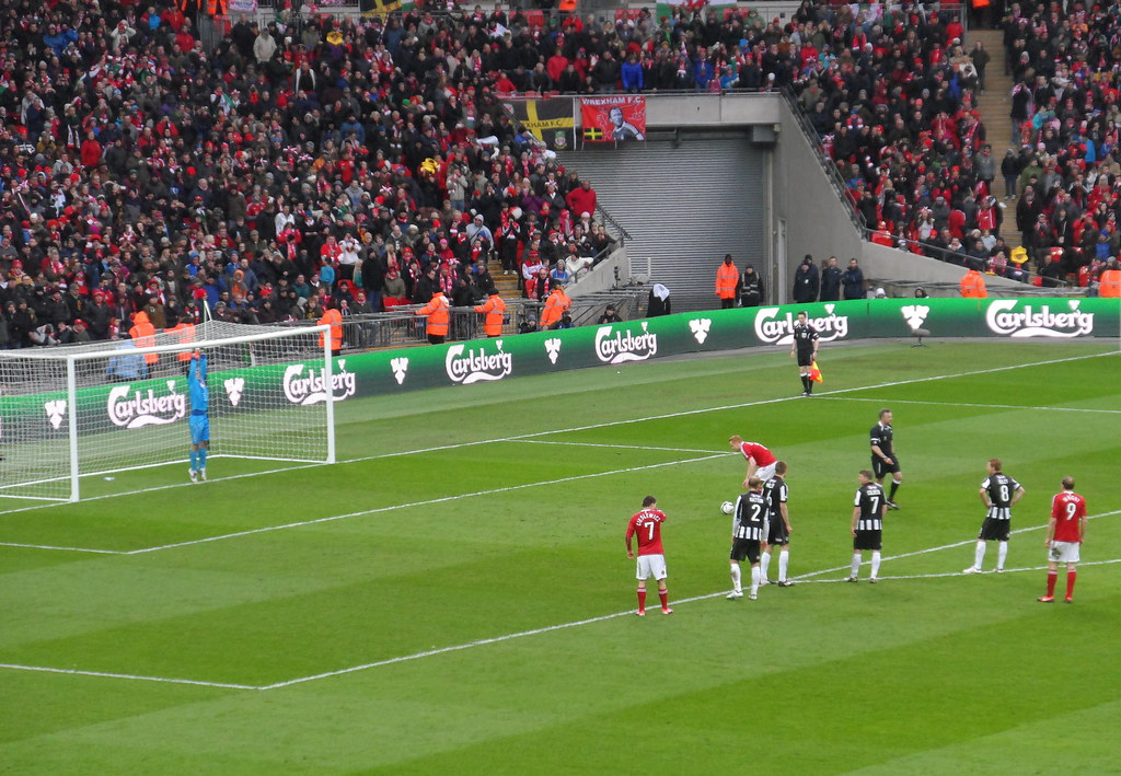 Grimsby Town v Wrexham - FA Trophy Final 2013