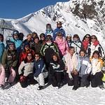Skiweekend Engelberg-Titlis Frauenriege 2007