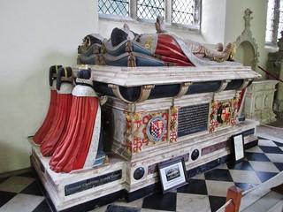 Church of St Michael, Framlingham, Suffolk, England.