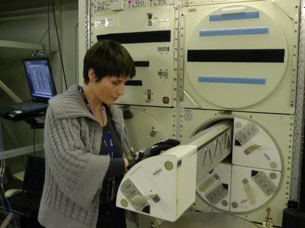 MELFI training | The ESA-built