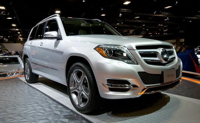 2013 Washington Auto Show - Lower Concourse - Mercedes-Benz 11