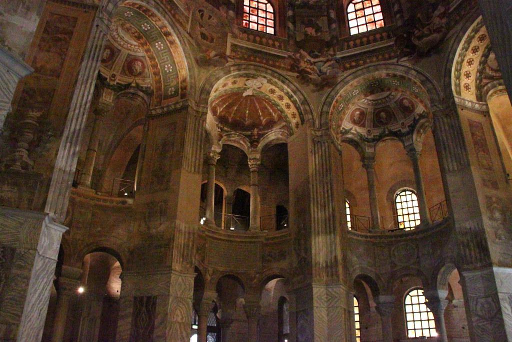 ... Basilique Saint-Vital à Ravenna - by kristobalite