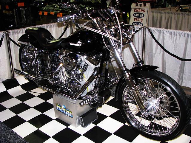 Timonium Motorcycle Show 2013 - Timonium, Maryland