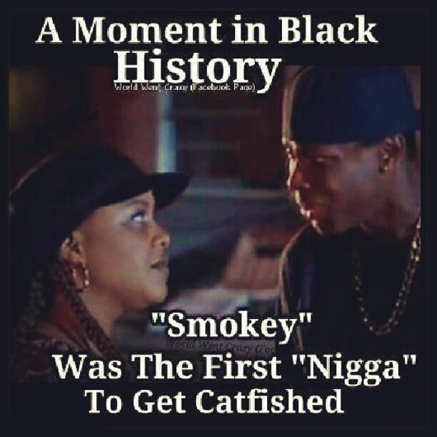 Was smokey the first to get catfished     janet Jackson