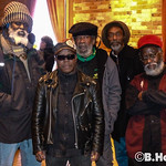 Anthony Hibbert, Adrian Miller, Jerry Brown, Tony Moore, King Culture