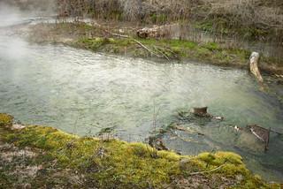 Corrosive creek
