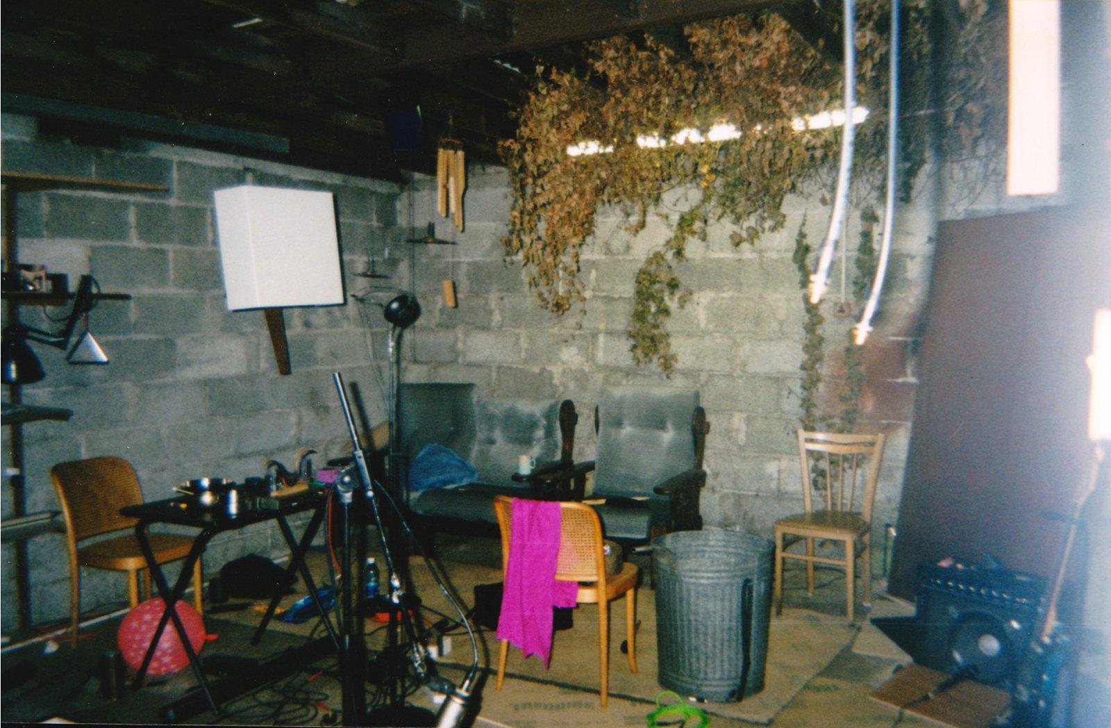 Amygdala Recording Session 2003