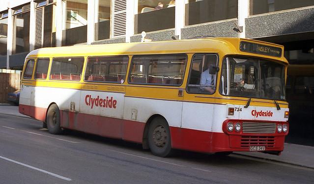 Clydeside 734 (GCS34V)