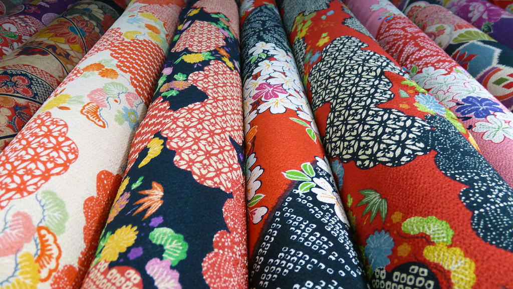 where to buy fabric in japan - Nippori