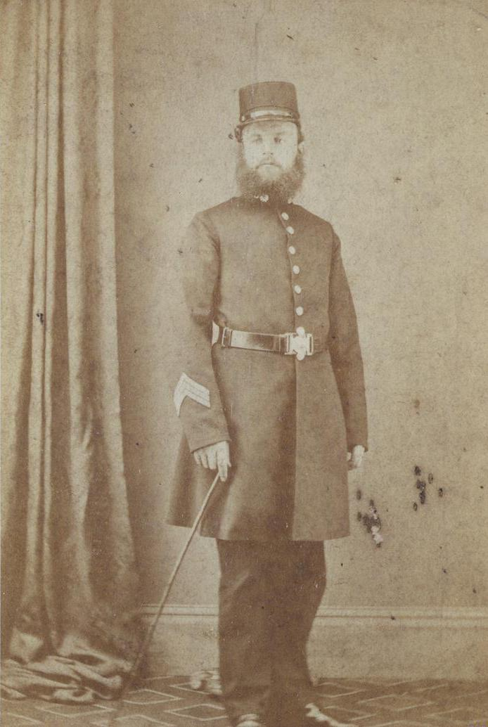 Alfred Wilson of Goole 1872 (archive ref DDX1803-1)