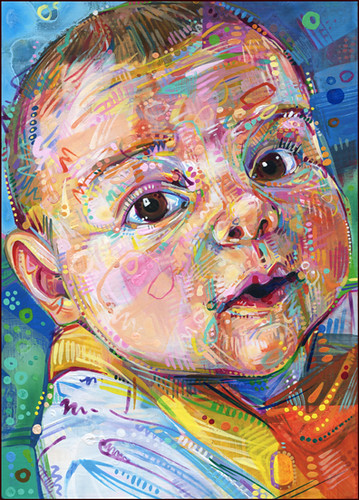Portrait of a Baby Boy | by Gwenn Seemel