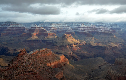 Grand Canyon National Park: Sunrise February 10, 2013 1389 | by Grand Canyon NPS
