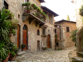 Montefioralle (in Chianti Region of Tuscany) | by StefanoRomeTours