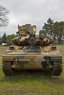 M551A1 Sheridan Light Tank IMG_6215