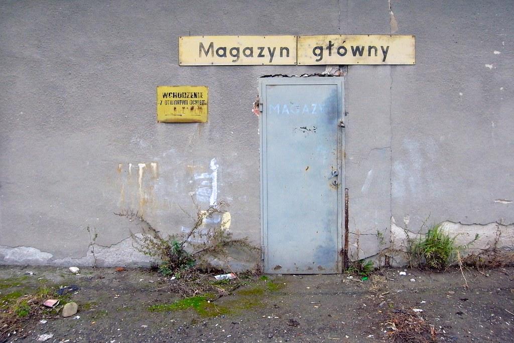 312/366: The main warehouse