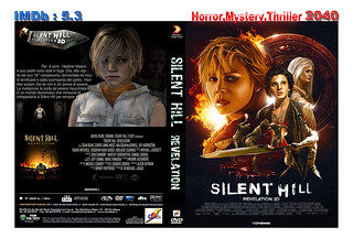 Silent Hill Revelation Cover Dvd 2 Librari Kameleon Flickr
