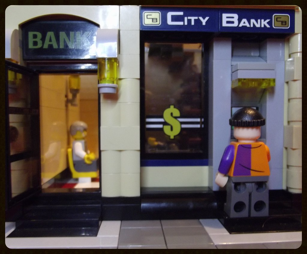 Lego City Bank Cedric Flickr