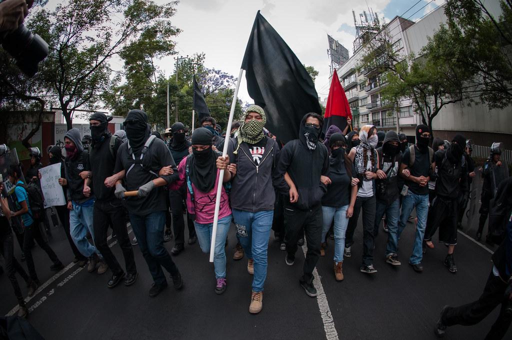 Marcha contra la criminalización de la protesta social