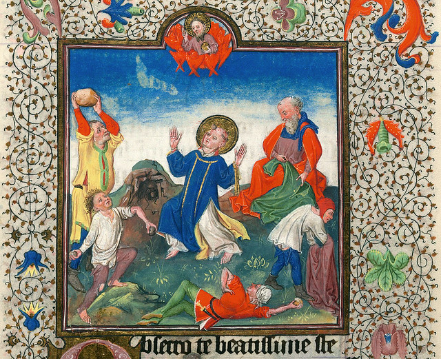 Stephen - NYC Pierpont Morgan Library - Hours of Catharina of Cleves MS M917 pp270-271