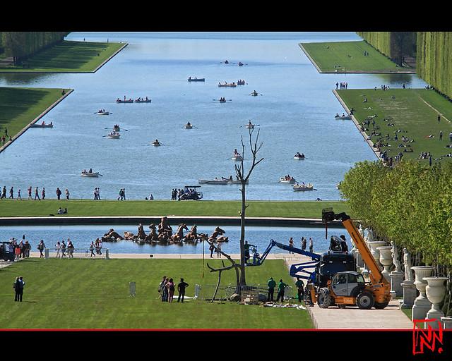 Penone à Versailles