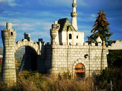 Derelict Mini Golf Castle I