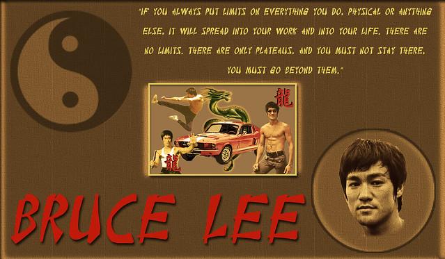 Bruce Lee tribute-1