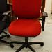 High back operator chair E125