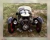 Three wheeler classic Morgan by whimsical_male