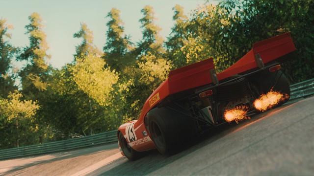 917K auf dem Karussell