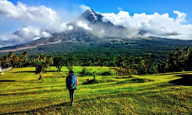 Mt.Mayon-Philippines